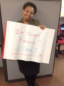 Even our BGCGW staff are taking part in #GivingTuesday!