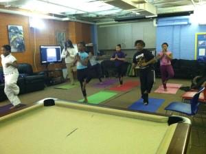 Yoga with Girls Ed.